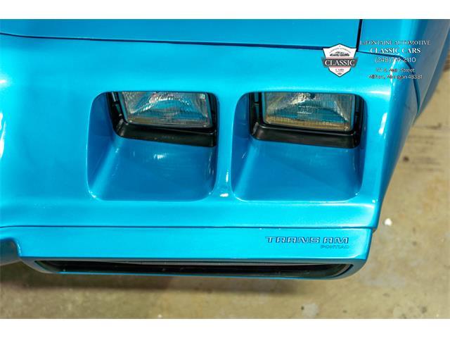 1979 Pontiac Firebird Trans Am WS6 (CC-1431836) for sale in Milford, Michigan
