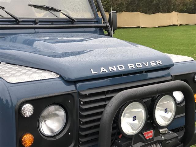 1990 Land Rover Defender (CC-1431841) for sale in SOUTHAMPTON, New York