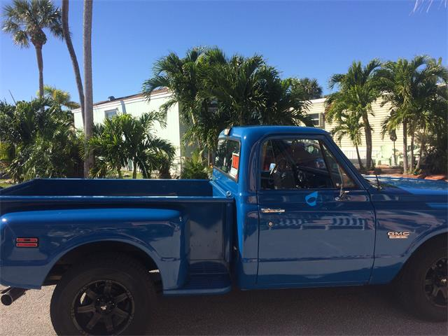 1972 GMC 1/2 Ton Pickup (CC-1431847) for sale in Stuart, Florida