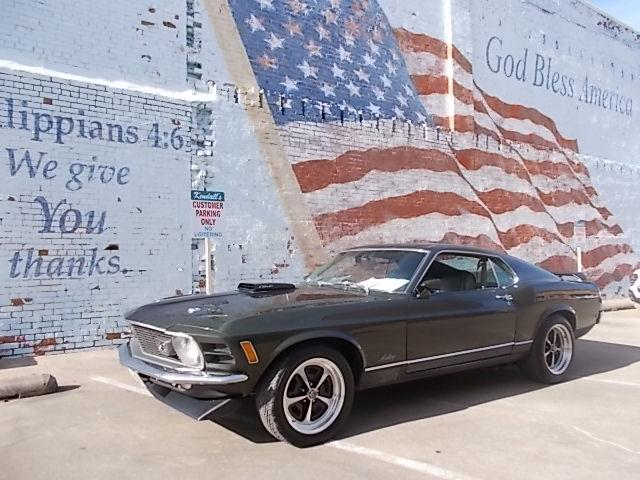 1970 Ford Mustang Mach 1 (CC-1431848) for sale in Skiatook, Oklahoma