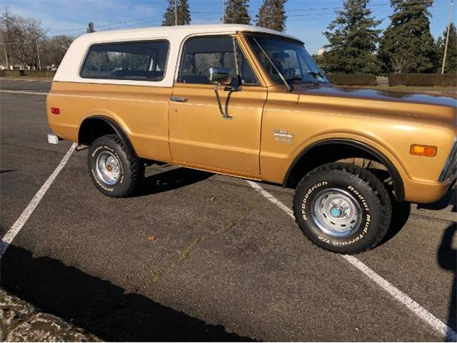 1970 GMC Jimmy (CC-1430185) for sale in Cadillac, Michigan