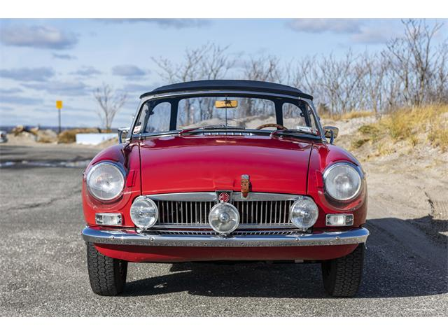 1966 MG MGB (CC-1431850) for sale in STRATFORD, Connecticut
