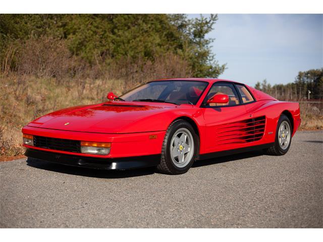 1989 Ferrari Testarossa (CC-1431854) for sale in KINGSTON, Massachusetts