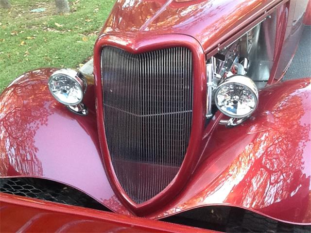 1934 Ford 3-Window Coupe (CC-1431855) for sale in Denton, Texas
