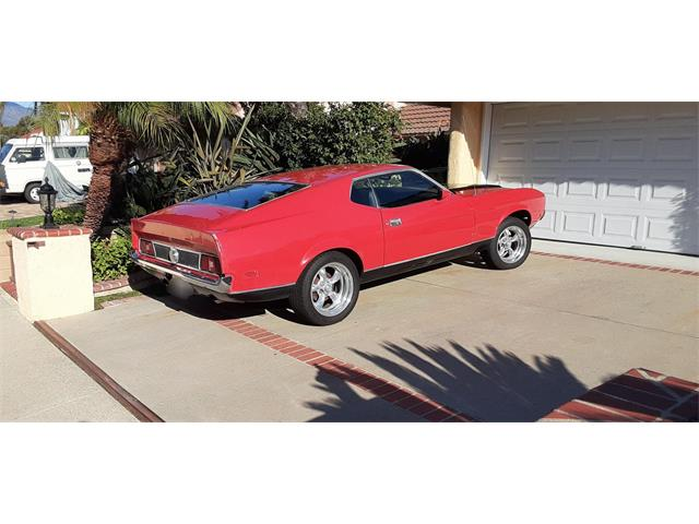 1971 Ford Mustang Mach 1 (CC-1431857) for sale in Mission Viejo, California