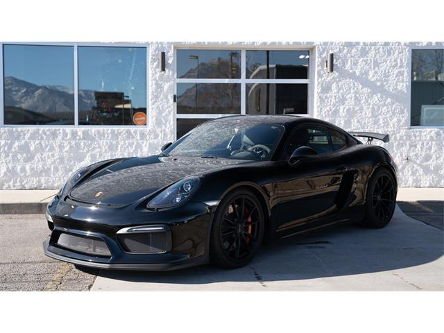 2016 Porsche Cayman (CC-1431858) for sale in Salt Lake City, Utah