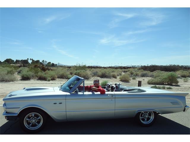 1963 Mercury Comet (CC-1431862) for sale in Henderson, Nevada