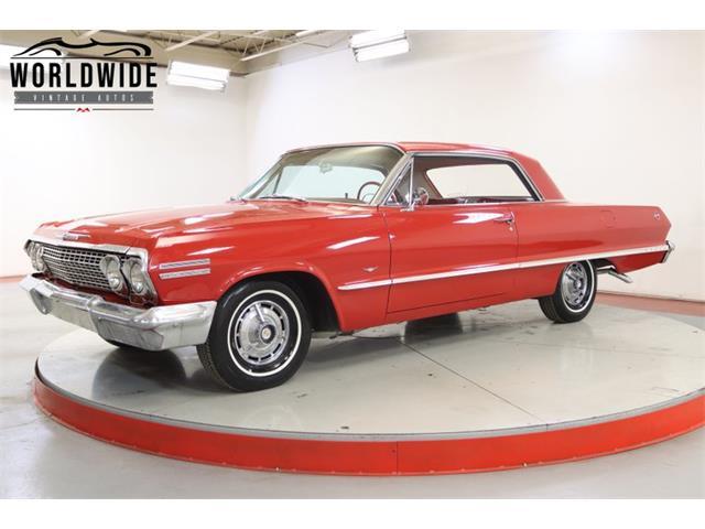 1963 Chevrolet Impala (CC-1431869) for sale in Denver , Colorado
