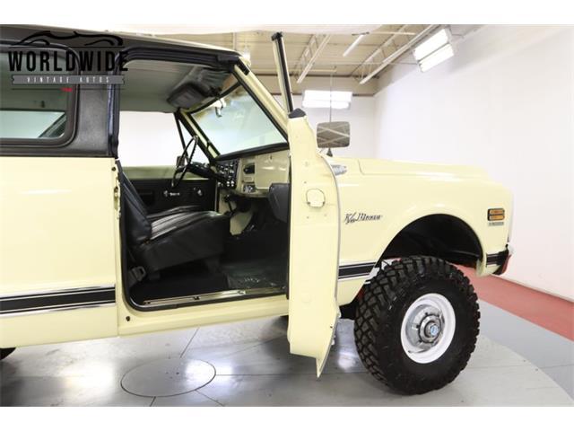 1971 Chevrolet Blazer (CC-1431870) for sale in Denver , Colorado