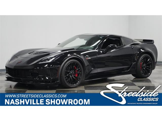 2017 Chevrolet Corvette (CC-1431871) for sale in Lavergne, Tennessee