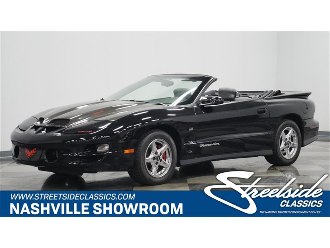 1998 Pontiac Firebird (CC-1431876) for sale in Lavergne, Tennessee