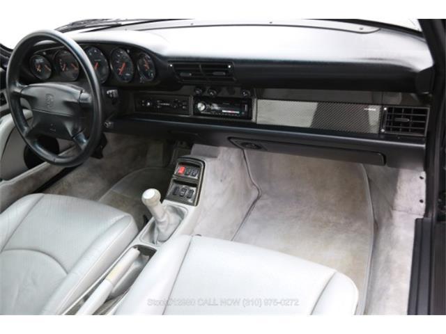 1996 Porsche 993 Carrera 4S (CC-1431886) for sale in Beverly Hills, California