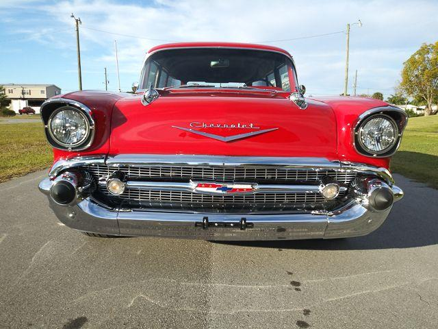 1957 Chevrolet Bel Air (CC-1430189) for sale in Cadillac, Michigan