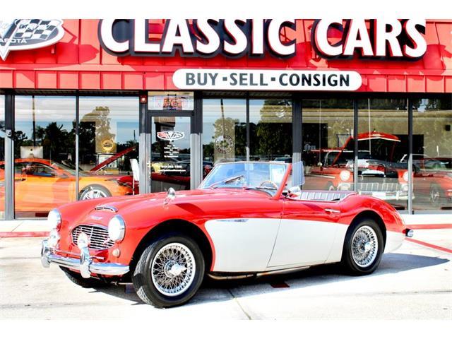1960 Austin-Healey 3000 (CC-1431895) for sale in Sarasota, Florida