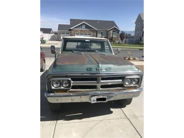 1970 GMC 2500 (CC-1431915) for sale in Cadillac, Michigan