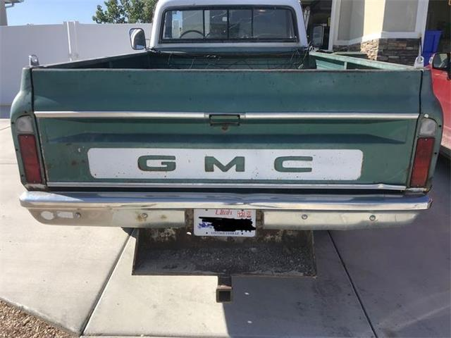 1970 GMC 2500 (CC-1431915) for sale in Cadillac, Michigan