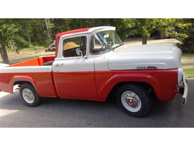 1957 Ford F100 (CC-1431917) for sale in Cadillac, Michigan