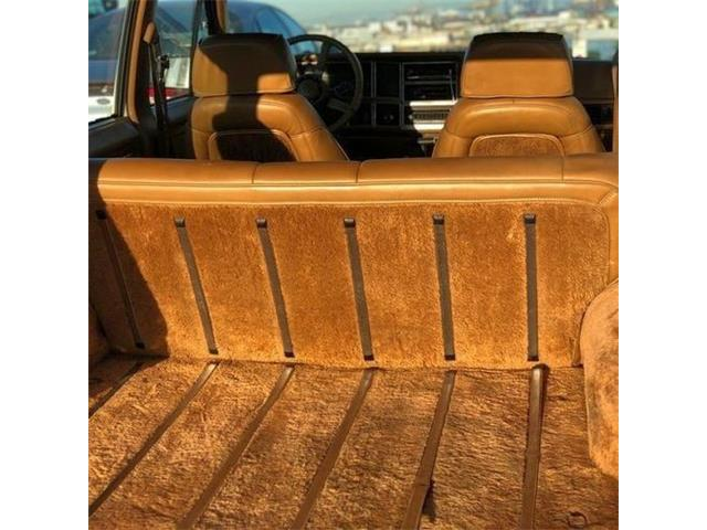 1986 Jeep Wagoneer (CC-1430192) for sale in Cadillac, Michigan