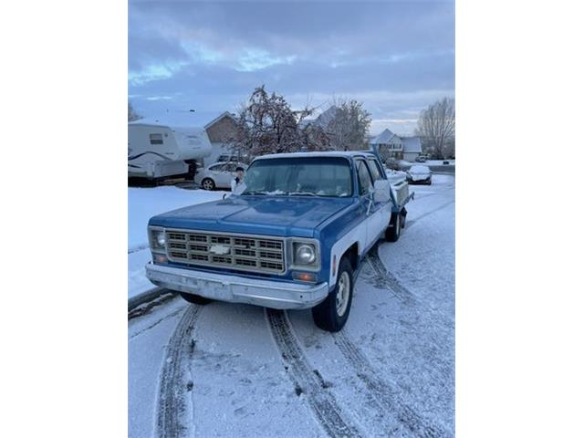 1978 Chevrolet C20 (CC-1431921) for sale in Cadillac, Michigan
