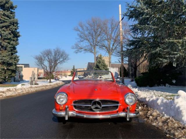 1962 Mercedes-Benz 190SL (CC-1431922) for sale in Astoria, New York