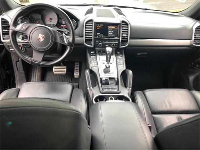 2011 Porsche Cayenne (CC-1431924) for sale in Cadillac, Michigan