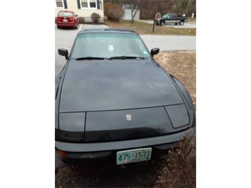 1985 Porsche 944 (CC-1431926) for sale in Cadillac, Michigan