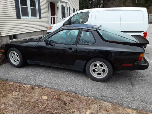 1985 Porsche 944 (CC-1431926) for sale in Cadillac, Michigan