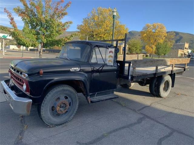 1965 Ford F600 (CC-1431927) for sale in Cadillac, Michigan