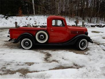 1937 Ford Pickup (CC-1431928) for sale in Cadillac, Michigan