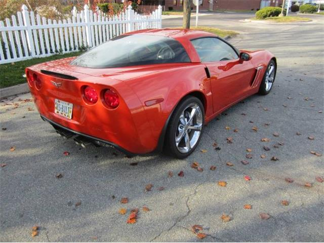 2011 Chevrolet Corvette (CC-1431930) for sale in Cadillac, Michigan