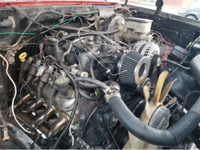 1985 Chevrolet Silverado (CC-1431932) for sale in Cadillac, Michigan