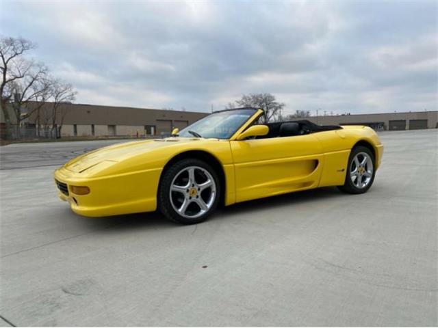 1998 Ferrari F355 Spider (CC-1431936) for sale in Cadillac, Michigan