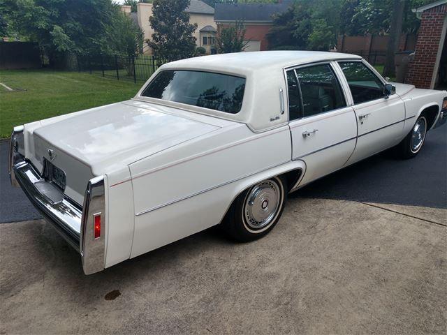 1978 Cadillac Sedan DeVille (CC-1431937) for sale in Cadillac, Michigan