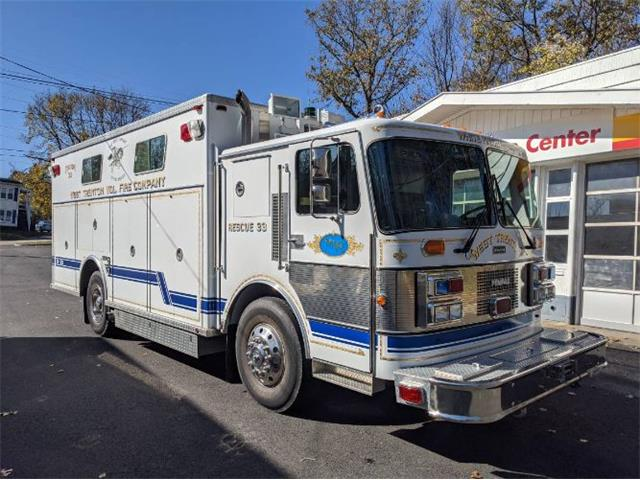 1988 International Fire Truck (CC-1430194) for sale in Cadillac, Michigan