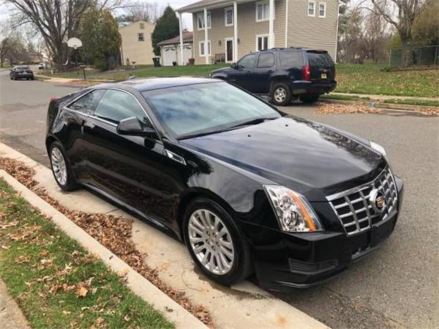 2014 Cadillac CTS (CC-1431942) for sale in Cadillac, Michigan