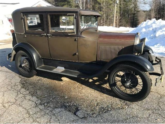 1928 Ford Model A (CC-1431945) for sale in Cadillac, Michigan