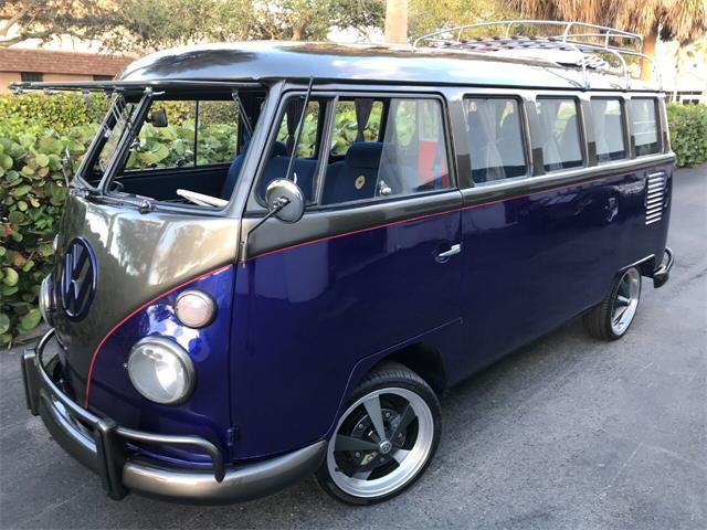 1972 Volkswagen Vanagon (CC-1431947) for sale in Boca Raton, Florida