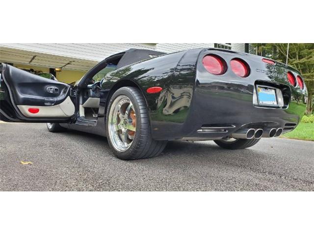 2001 Chevrolet Corvette (CC-1431951) for sale in Cadillac, Michigan