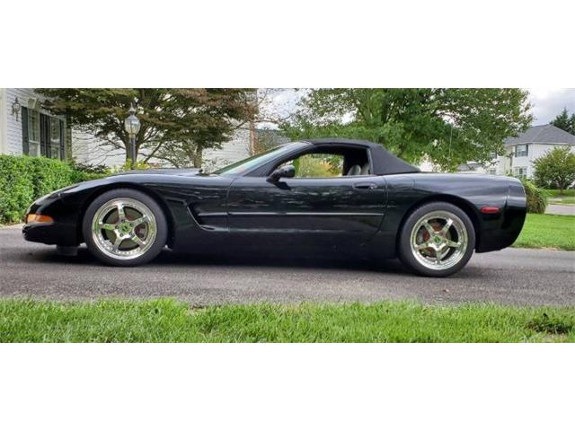2001 Chevrolet Corvette (CC-1431951) for sale in Cadillac, Michigan