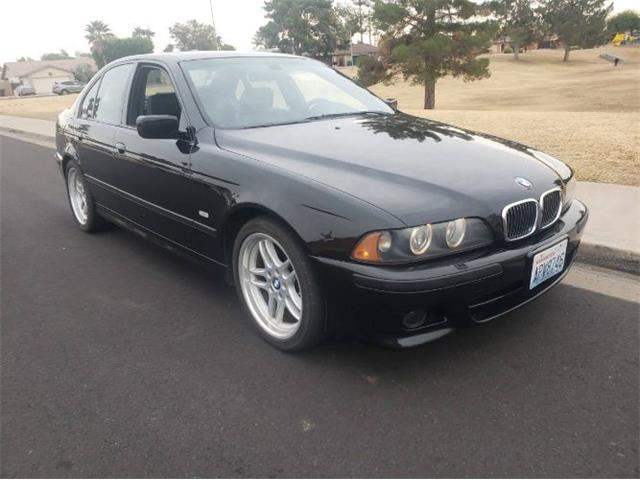 2003 BMW 5 Series (CC-1431952) for sale in Cadillac, Michigan