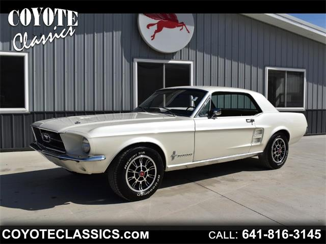 1967 Ford Mustang (CC-1431953) for sale in Greene, Iowa