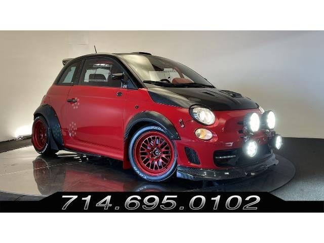 2012 Fiat 500L (CC-1431954) for sale in Anaheim, California