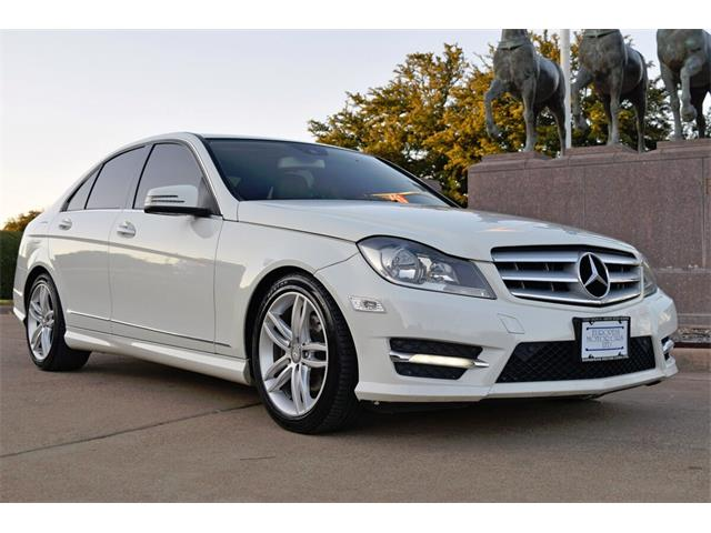 2012 Mercedes-Benz C-Class (CC-1431962) for sale in Fort Worth, Texas