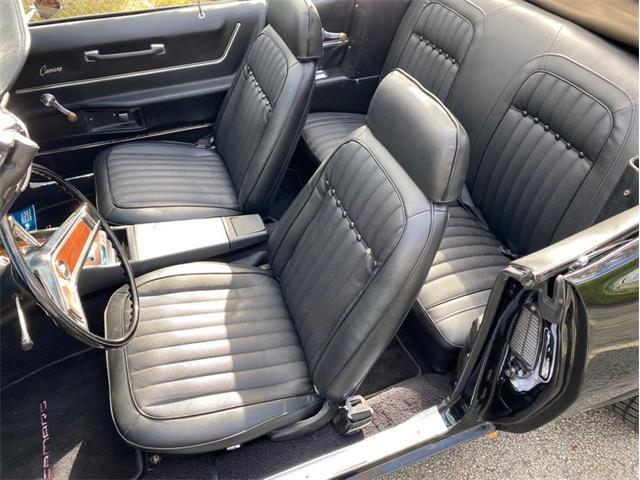 1969 Chevrolet Camaro (CC-1431984) for sale in Jacksonville, Florida
