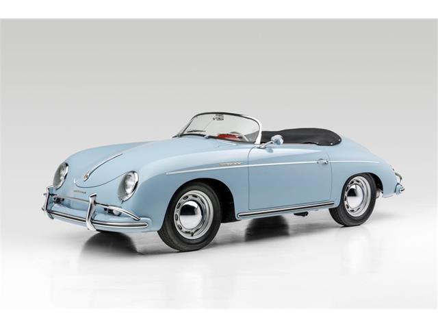 1958 Porsche 356A (CC-1431985) for sale in Costa Mesa, California