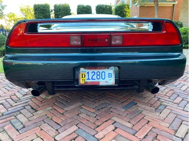 1995 Acura NSX (CC-1431986) for sale in Jacksonville, Florida