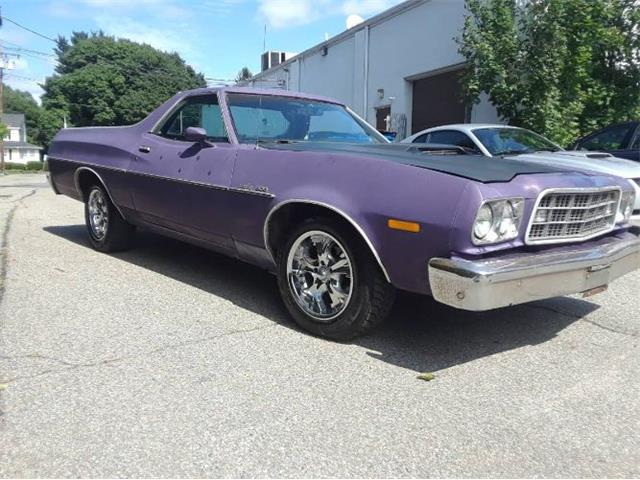 1973 Ford Ranchero (CC-1430200) for sale in Cadillac, Michigan