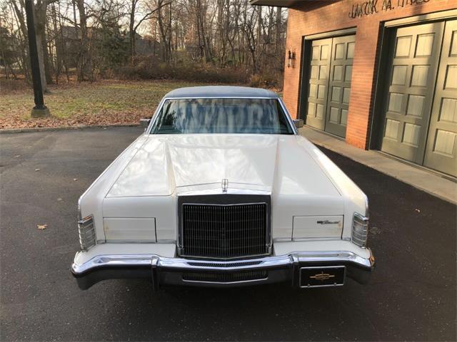 1979 Lincoln Continental (CC-1432003) for sale in Washington, Michigan
