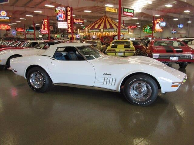 1970 Chevrolet Corvette (CC-1432006) for sale in Greenwood, Indiana
