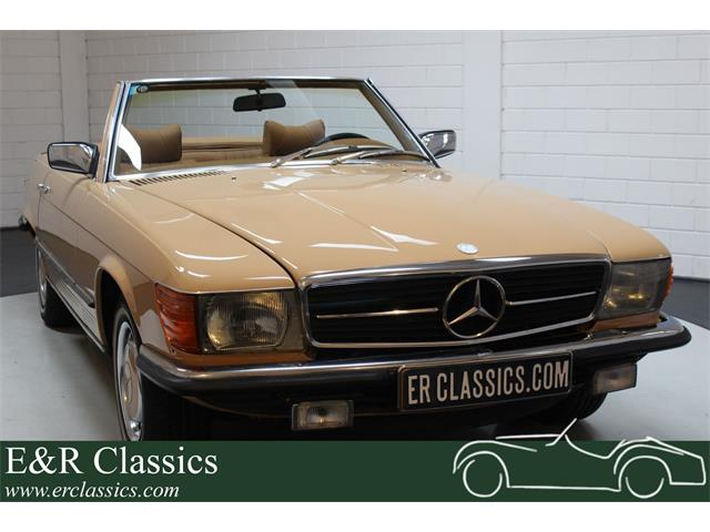 1979 Mercedes-Benz 450SL (CC-1432011) for sale in Waalwijk, Noord Brabant